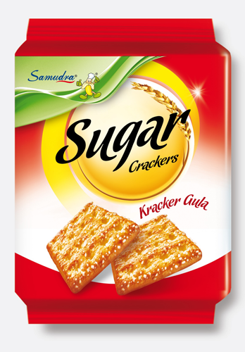 SUGAR CRAKERS BISCUITS  - 300GM