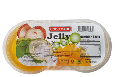 ASSORTED JELLY - 170GM