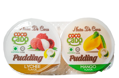 ASSORTED PUDDING - 170GM