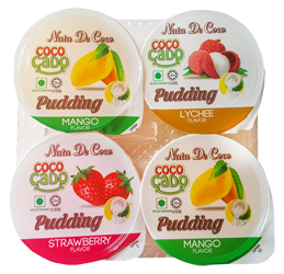 ASSORTED PUDDING - 340GM