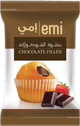 CUPCAKE - CHOCOLATE - 40GM