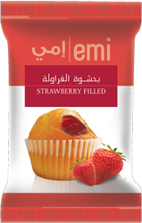 CUPCAKE - STRAWBERRY - 40GM