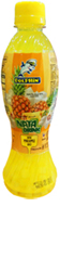 JUICE DRINK WITH NATA DE COCO - PINEAPPLE - 350ML